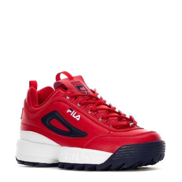 Fila Shoes | Kids Disruptor Ii Premium